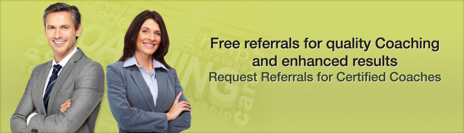 Free referrals for quality Coaching and enhanced results